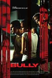 Bully (2001)  113 min  -  Crime | Drama | Thriller Based on a true story. Naive teenagers plot to murder one of their own, who has been too much of a bully to them.    Director:  Larry Clark  Writers:  Jim Schutze (book), David McKenna (screenplay)  Stars:  Brad Renfro, Nick Stahl, Bijou Phillips. The stupidity of these kids will make you cringe more than the crime itself