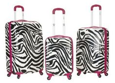 rockland heart 2piece lightweight hardside spinner luggage set by rockland heart products and luggage sets