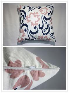 Sofa Style Soft Cushion Cvoer with Border