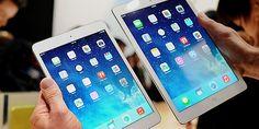 iPad Air busca mantener el primer lugar - http://www.entuespacio.com/ipad-air-busca-mantener-el-primer-lugar/