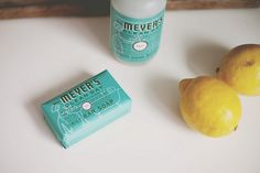 DIY Mrs. Meyers Liquid Hand Soap -$3.99 for a gallon by Vanilla and lace, via Flickr