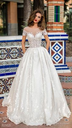 Victoria Soprano 2018 Wedding Dresses