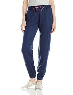 French Connection Womens Santa Fe Drape Soft Pant Nocturnal 6 ** You can get additional details at the image link.