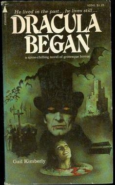 Dracula Began