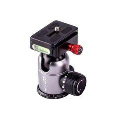 VARAVON Camera 35 BALL HEAD SILVER Panning dovetail type level  #Varavon