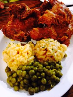 Fried Chicken From willie MAes was amazing!