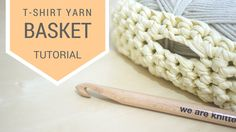 CROCHET: Crochet basket   Bella Coco
