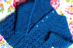 pattern for baby sweater like i used to make...