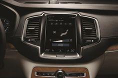 2015 Volvo XC90 infotainment
