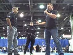 SPEAR Takedown Defense with Tony Blauer - YouTube