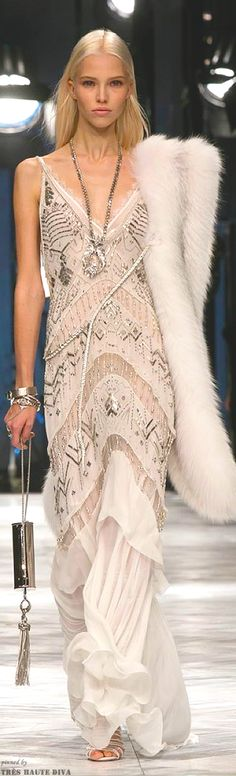 Roberto Cavalli Spring 2014 RTW (The Gown Boutique)  Master of glamour