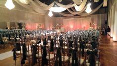 #Beautiful #Ceremony #Decor #Chiavari #Chairs #Wedding #Venue #Orlando #Florida The Crystal Ballroom