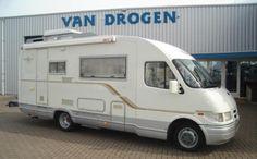 Mobilvetta EUROYACHT 170 LX NIEUWSTAAT!! 54266 KM!! uit 1999 te koop op CampersCaravans.nl