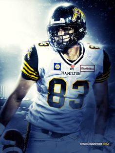Daring Boy Interactive is the sports art and design studio of Matt Sharpe, proudly based in beautiful Guelph, Canada. Canadian Football League, Cat Memorial, Sports Art, Football Helmets, Hamilton, Portrait Photography, Nfl, Stars, Random