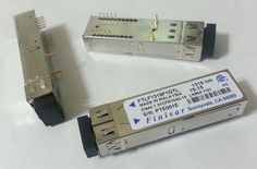 30pcs Finisar TX/RX Optical Fiber Transceivers 2125Mbps 10-Pin FTLF1319F1GTL NEW #FinisarCorporation