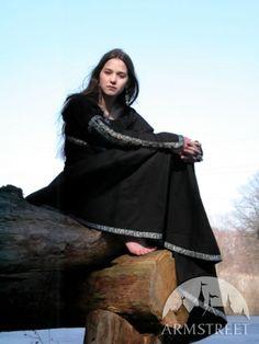 Medieval Fantasy Dress Tunic Costume