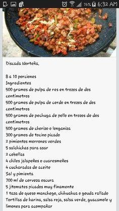 11 Best Disco Recipes Images Food Recipes Mexican Food