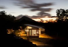 Louvered Wallaby House Maxmimizes Space and Energy Efficiency on Australia's Sunshine Coast | Inhabitat - Green Design, Innovation, Architecture, Green Building