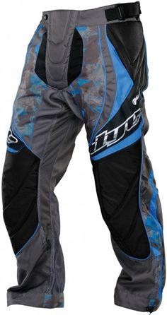 Dye C13 Pants - Atlas Blue | Paintball Gear Canada