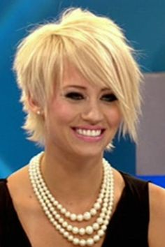 Kimberly Wyatt- love her hair.