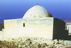 The Shrine of Prophet Hud (pbuh), Jerash