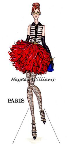 'City Style' by Hayden Williams: Paris by Fashion_Luva, via Flickr