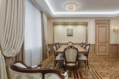 Кабинет. Проектирование и изготовление встроенной мебели, интерьеров из дерева.