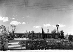 Arq. Luis Barragán México DF - desde 1945. ver video Los Jardines del Pedregal visto desde Google Earth. Una fantástica interve...
