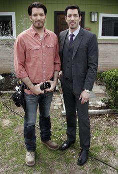Jonathan Silver Scott, Drew Scott and JD Scott at the 2009 Leo Film & Television Awards.