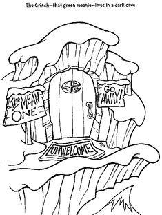 174 Best Dr Seuss Includes Coloring Pages Images On Pinterest