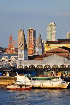Mercado Ver o Peso, Belém - Pará