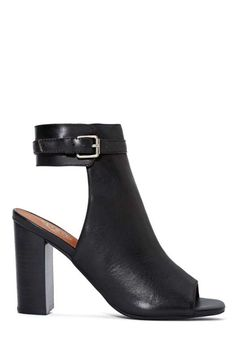DYYYYING for these. Jeffrey Campbell Canal Heel - Black - Shoes