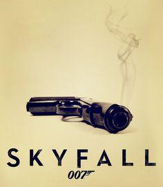 """""""007: Skyfall"""""""