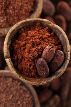Estoy segura que conoces el polvo de cacao, ese delicioso ingrediente que le agregas a tus galletas, pasteles y por su puesto a una deliciosa taza de chocolate caliente. Pero ¿sabías que tiene grandes beneficios para la salud?  ¡Es cierto!  El polvo de cacao no es sólo una excelente manera d