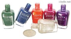 Fall 2013: Zoya PixieDust Collection