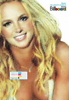 Almap BBDO's Billboard campaign: Britney Spears