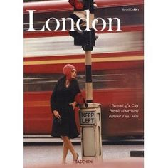 London. Portrait of a City. Huge book with photos to match. I miss you London town!