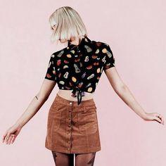 Tutti Frutti Cutie @Nylon.com