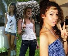 Perries changed the most :)<< Fashion-wise, yes... But I think the biggest overall change is Eleanor