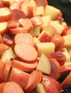 Sausage and Potato Frittata