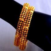 Golden Bangles - 8