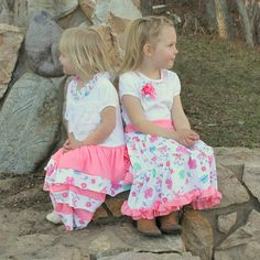 3 Easter Dresses - Girls Easter Dresses - Matching Easter Dress - Coordinating Easter Oufit - Matching Spring Dresses - Coordinating Picture by thebluekeystone on Etsy Girls Easter Dresses, Girls Dresses, Affordable Clothes, Spring Dresses, Girly Girl, Mall, Etsy Seller, Treats, Group