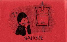 Learning Italian Language ~ Sangue (blood) IFHN