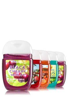 Fall Favorites 5-Pack PocketBac Sanitizers - Soap/Sanitizer - Bath & Body Works
