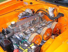 Valiant Chrysler Hemi 6 cylinder engine bay photo gallery | Hot ...