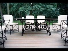 Cast Aluminum Outdoor Furniture Patio Garden Http