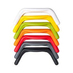 ATLAS benches, design by Giorgio Biscaro for SLIDE