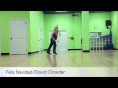 "▶ ReFit Dance Fitness ""Feliz Navidad"" Cha Cha - YouTube"