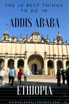 The 10 Best Things to Do in Addis Ababa, Ethiopia - Big World Small Pockets Ethiopia Travel, Africa Travel, Cool Places To Visit, Places To Travel, Koh Lanta Thailand, Underwater Photos, Underwater Photography, Film Photography, Landscape Photography