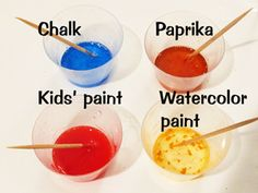 Resin Obsession blog:  Mixing different things to color resin